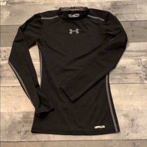 Under Armour HeatGear Youth Fitted Shirt